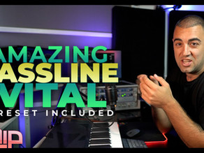 Awesome Bassline With Vital