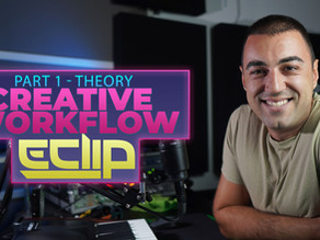 Creative Workflow - part 1 - Theory