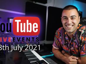 E-Clip Live Stream - 18.07.2021