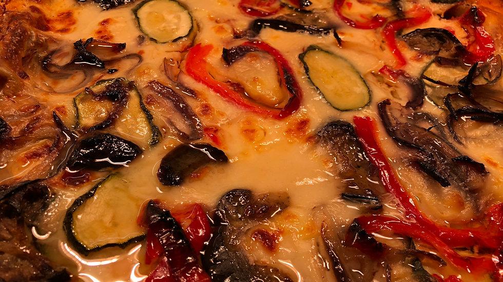 Mediterranean Grilled Vegetable Lasagne