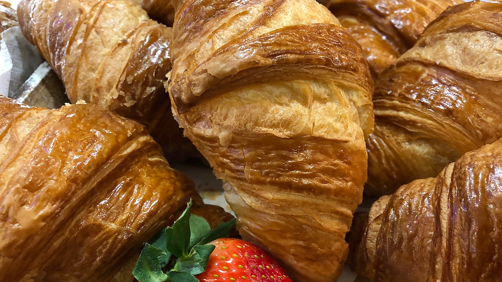 All Butter Croissant 90g