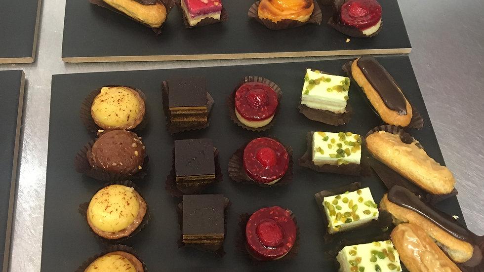 Reception Pastries