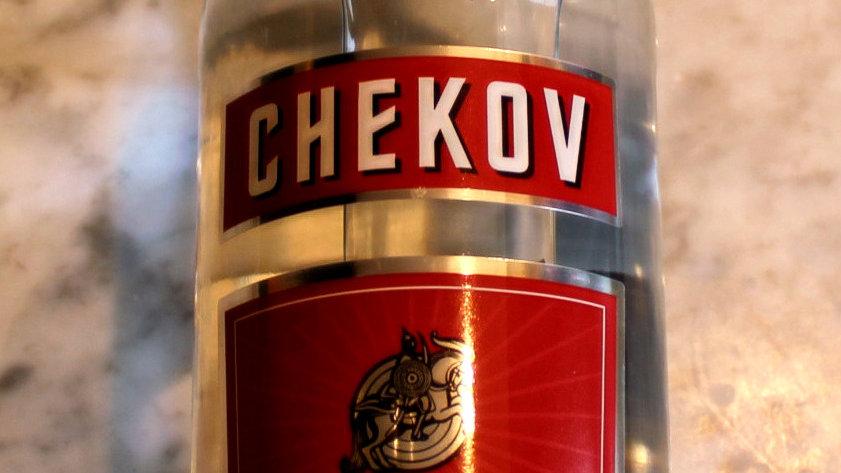 Chekov Vodka 70cl