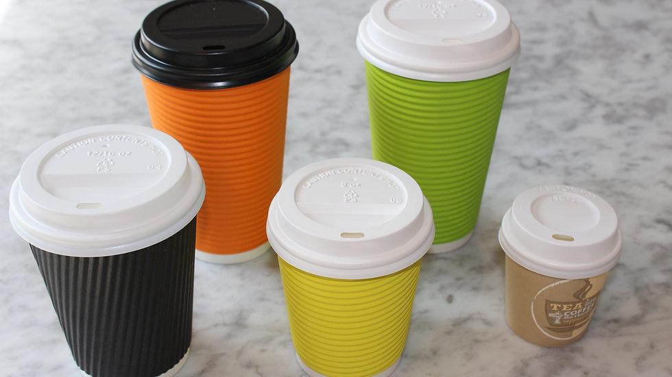 Cappuccino, Espresso, Flat White