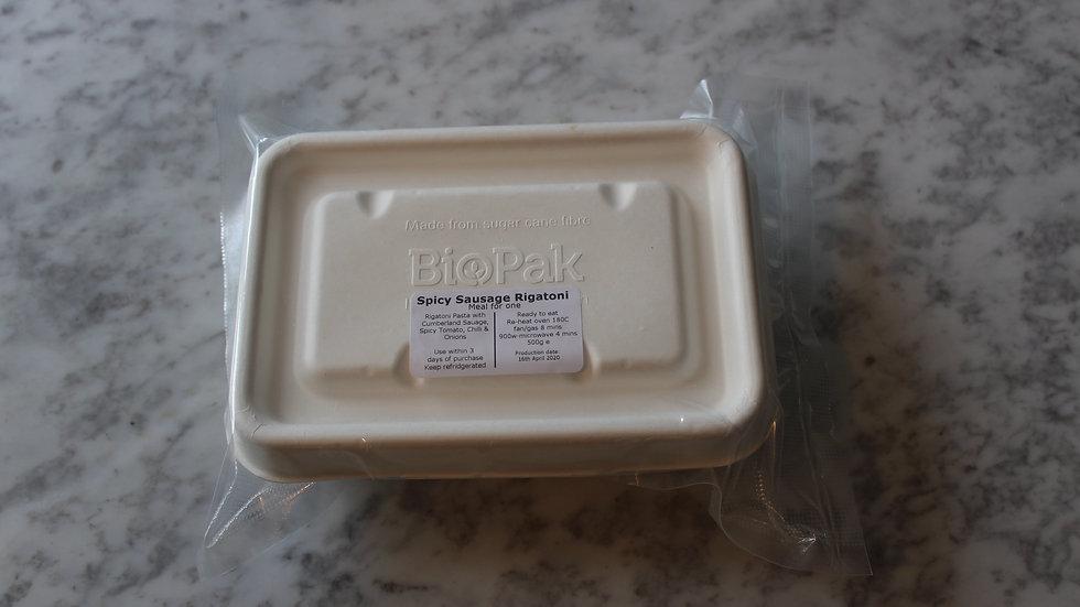 BioPak- sugar cane fibre containers
