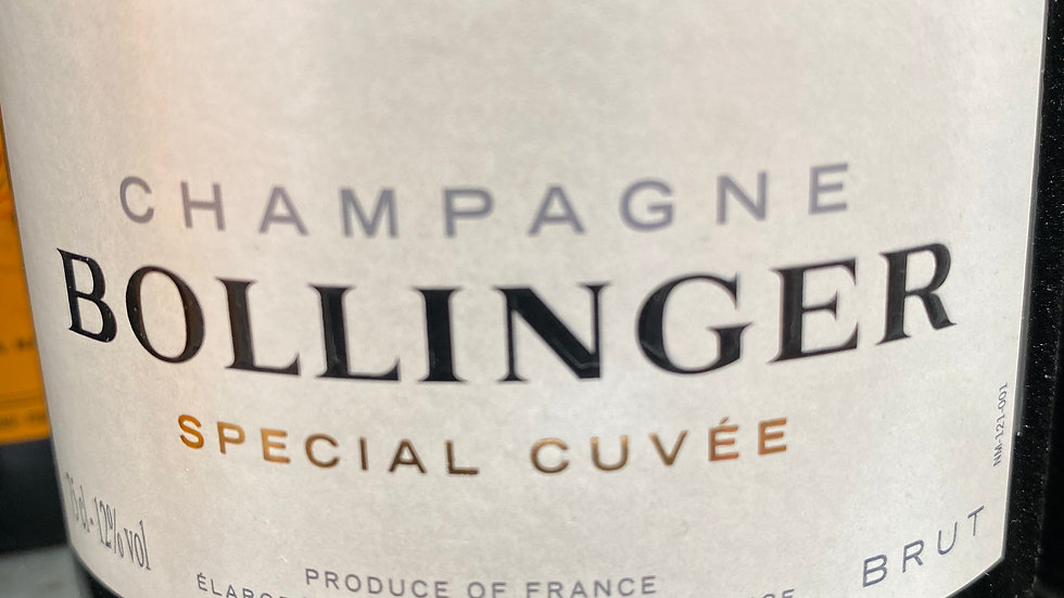 Bollinger Special Cuvee 70cl