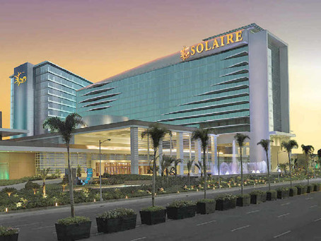 Forsspac successfully completed Solaire Resort and Casino's Testing and Commissioning Works