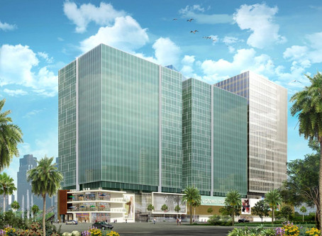 Megaworld Corporation attains LEED Silver Certification for Uptown Tower 1 and Tower 2