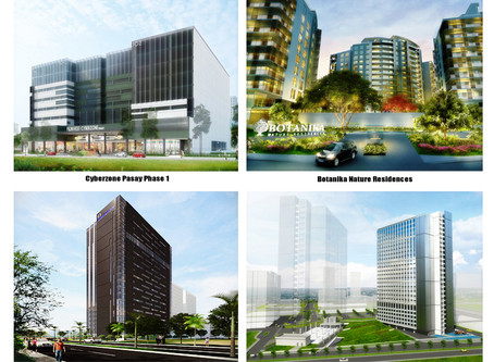 Filinvest Land awards Forsspac four prestigious projects in first half of 2016
