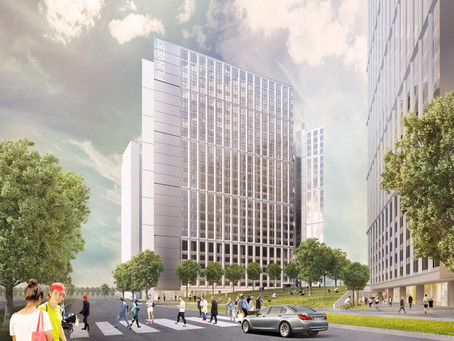 Cyberzone Properties Incorporated attains LEED Gold Certification for Megablock Phase 1 – Tower 1