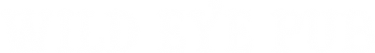 Wild Eye Pub Logo