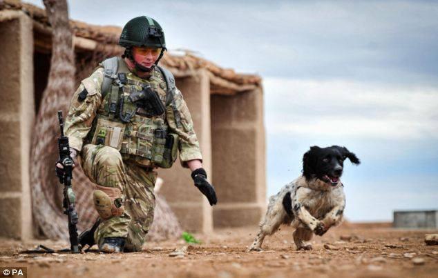 LCpl Liam R. Tasker, Royal Army UK, KIA
