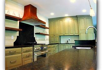 Custom Cabinetry Kitchen Potential Inc Birmingham Al
