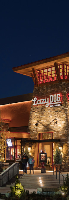 The Lazy Dog Restaurant & Bar