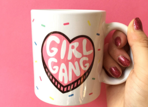 Girl Gang 11oz Mug