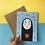 Thumbnail: No Face Ghibli Loveheart Card