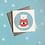 Thumbnail: Winter Polar Bear Christmas Card
