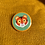 Thumbnail: Tiger Wildlife Pin Badge - 38mm