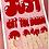 Thumbnail: Just Eat The Damn Cake A4/A5 Print