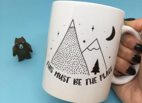 This Must Be The Place 11oz Mug