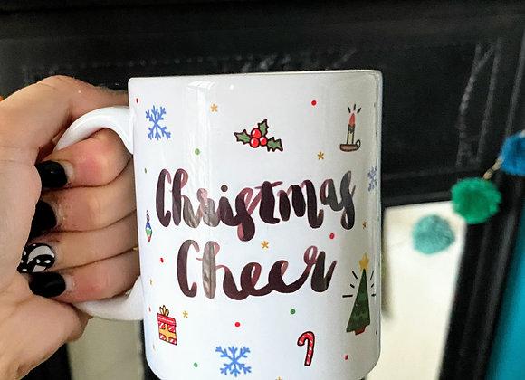 Christmas Cheer 11oz Mug