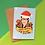 Thumbnail: Goldblum, Frankincense and Myrrh Christmas Card