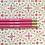 Thumbnail: Stay Weird Pink Pencil