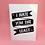 Thumbnail: I Hate You The Least Card