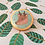 Thumbnail: Deer Wildlife Pin Badge - 38mm