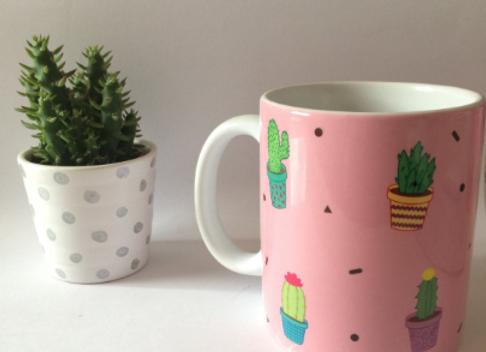 Cactus Party 11oz Mug