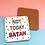 Thumbnail: Not Today Satan Coaster
