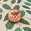 Thumbnail: Otter Wildlife Pin Badge - 38mm