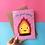 Thumbnail: I Like Your Spark - Calcifer Card