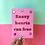 Thumbnail: Sassy Hearts Run Free A5 Print