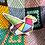 Thumbnail: Velociraptor Origami - Dinogami Plush Scatter Cushion