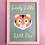 Thumbnail: Lovely Little Wild One Tiger Print A4/A5