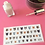 Thumbnail: Cute Kitty Cat Waterslide Nail Decals pack of 40