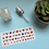 Thumbnail: Waterslide Puppy Dog Nail Decals - pack of 40