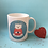 Thumbnail: Winter Polar Bear 11oz Mug
