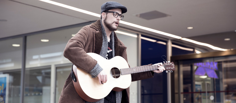 Not Such a Soulless City - Taylor Smith and the Milton Keynes Music Scene