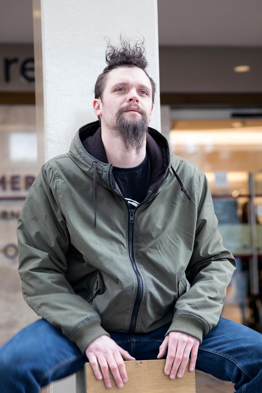 Steph Loake Photography Milton Keynes musician busker