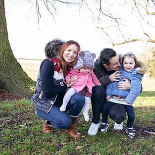 Molly, Ava & Family