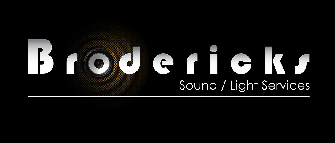 Brodericks Sound/Light Logo