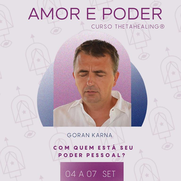 PERDÃO, AMOR E PODER