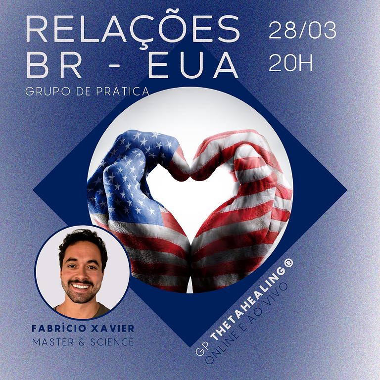 RELAÇÕES BR - EUA