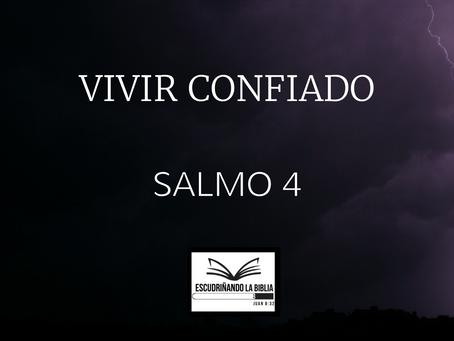 VIVIR CONFIADO