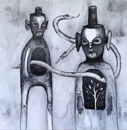 Inner serpents