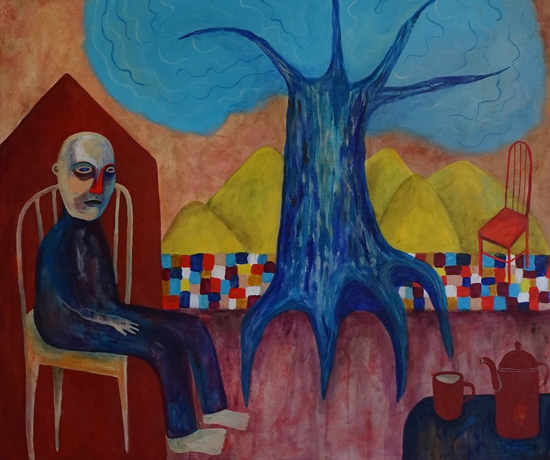 Selected paintings