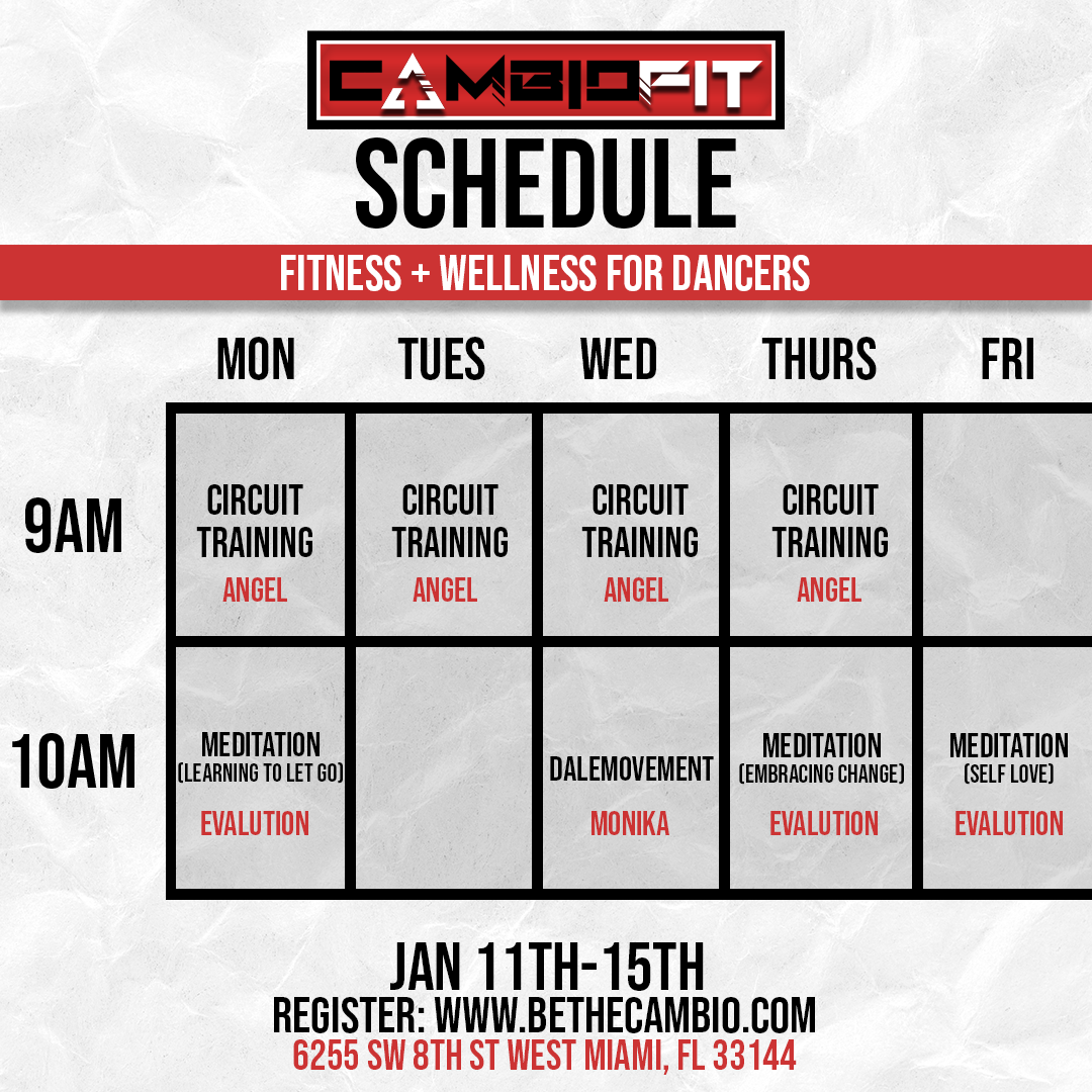CambioFit Schedule.png