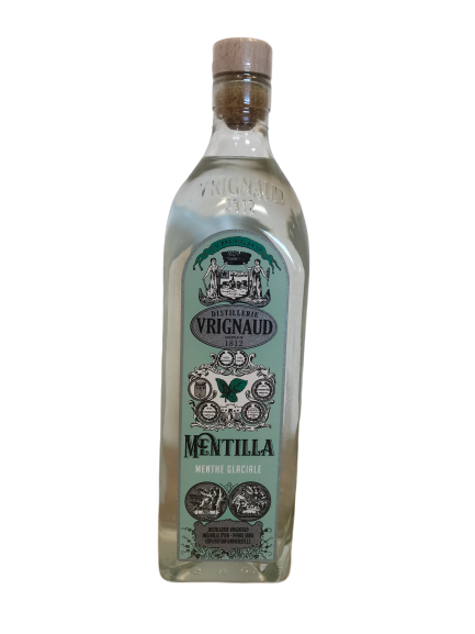 Distillerie Vrignaud Mentilla 70cl